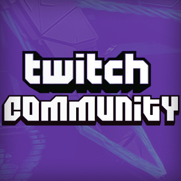Connecting with other people from the Twitch community